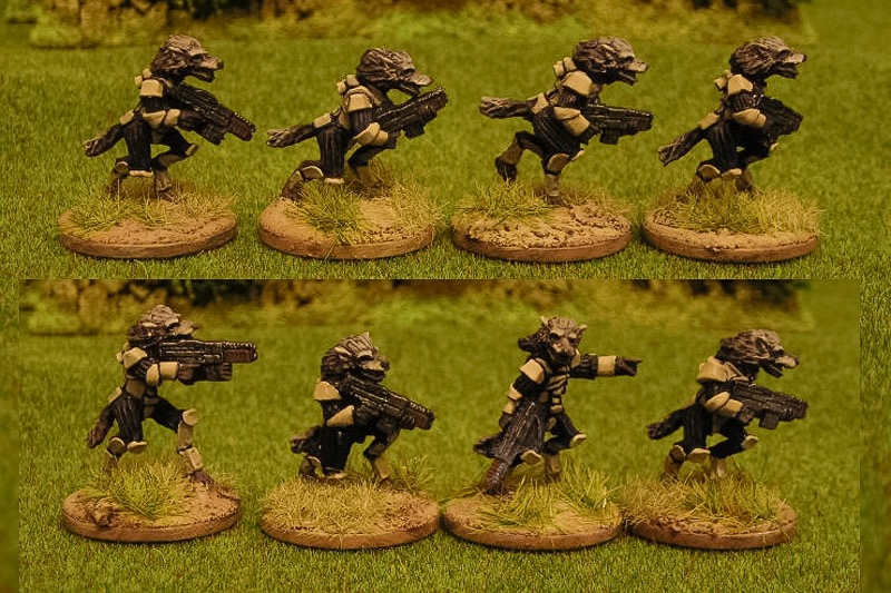 New releases from Khurasan Miniatures (LATEST RELEASE April 9, 2019
