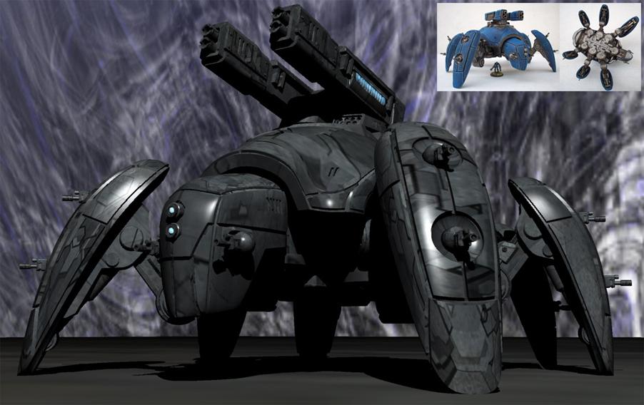 Super beau warhound proxy Ttc1603