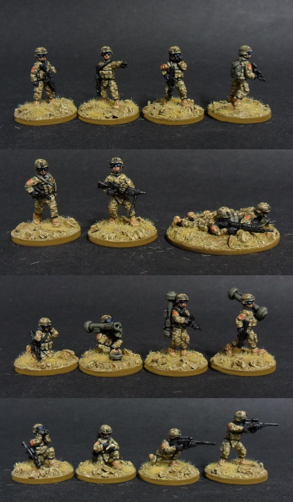 platoon set